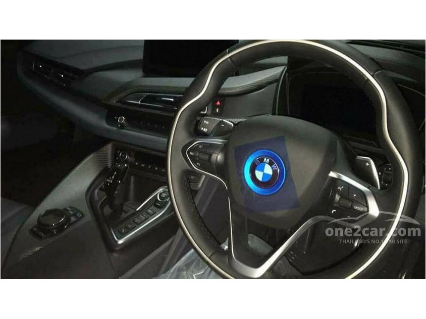 2017 BMW i8 1.5 Coupe AT