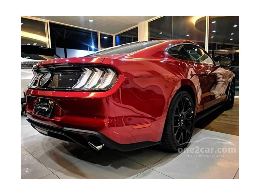 2018 Ford Mustang 2.3 (ปี 15-20) EcoBoost Coupe AT