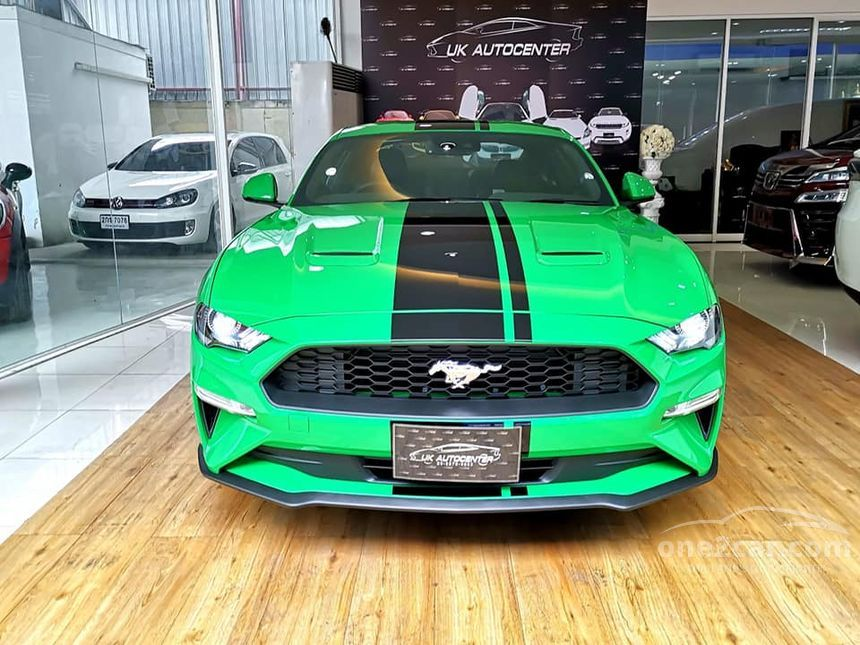 2019 Ford Mustang 2.3 EcoBoost Coupe AT