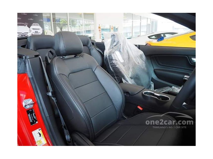 2019 Ford Mustang 2.3 (ปี 15-20) EcoBoost Convertible AT