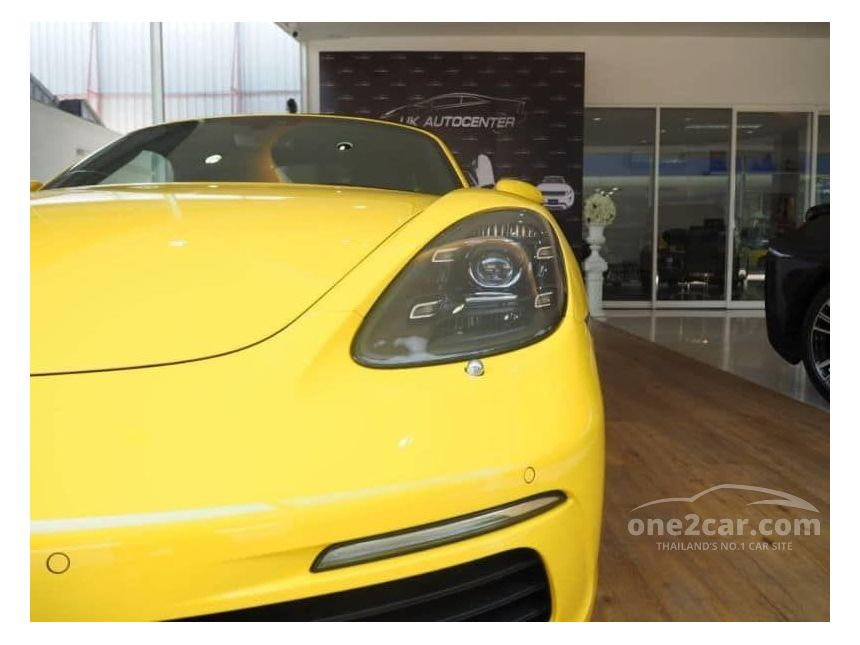 2019 Porsche 718 2.5 Boxster S Convertible AT