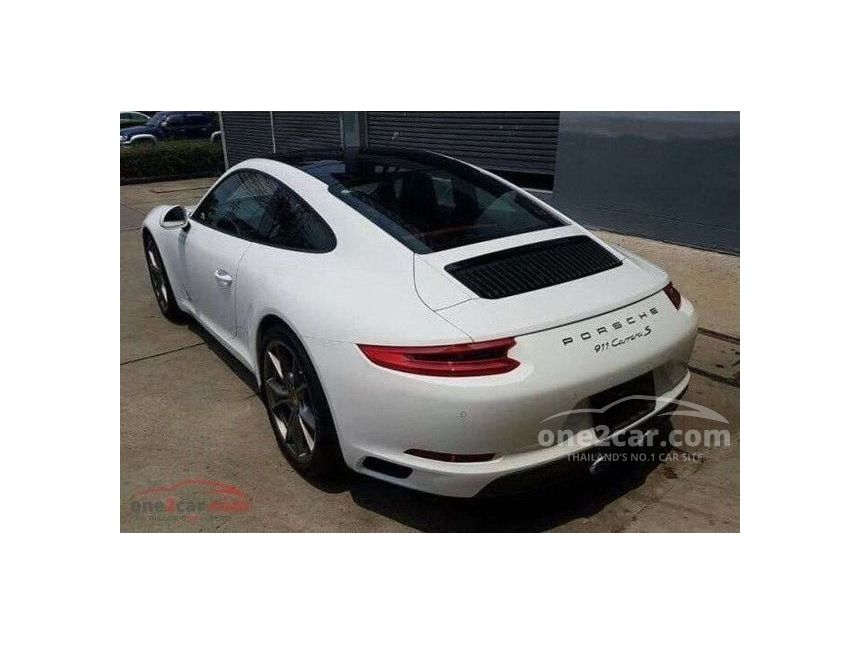 2017 Porsche 911 Carrera S 3.0 991 PDK Coupe AT
