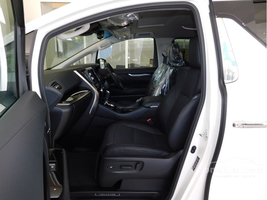 2019 Toyota Vellfire 2.5 (ปี 15-18) Van AT
