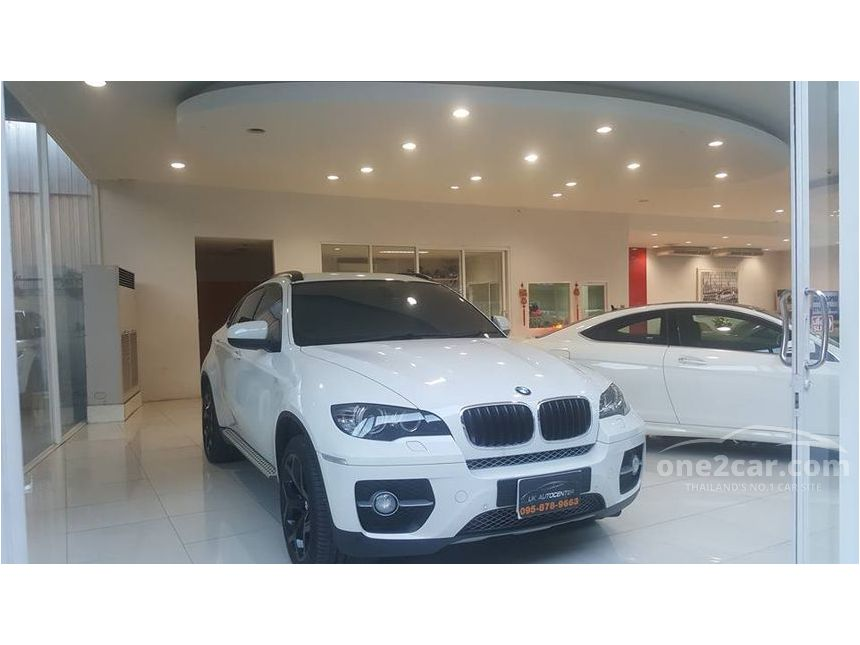 2012 BMW X6 3.0 E71 (ปี 08-14) xDrive35i SUV AT