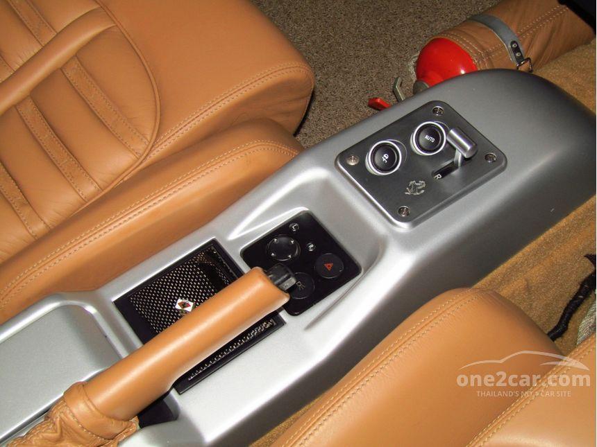 2003 Ferrari F360 3.6 (ปี 99-05) Modena Coupe AT