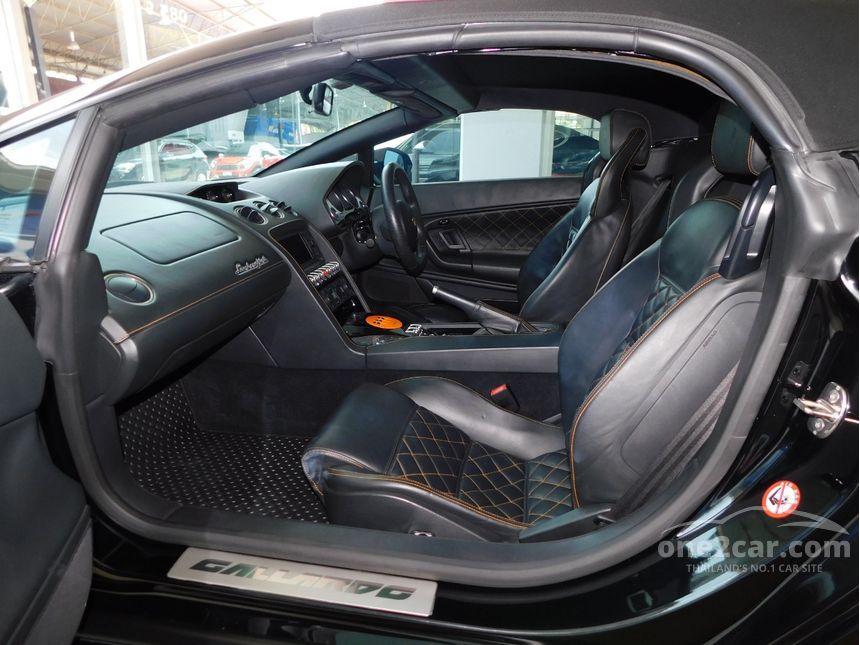 2011 Lamborghini Gallardo 5.2 (ปี 04-15) LP560-4 Convertible AT