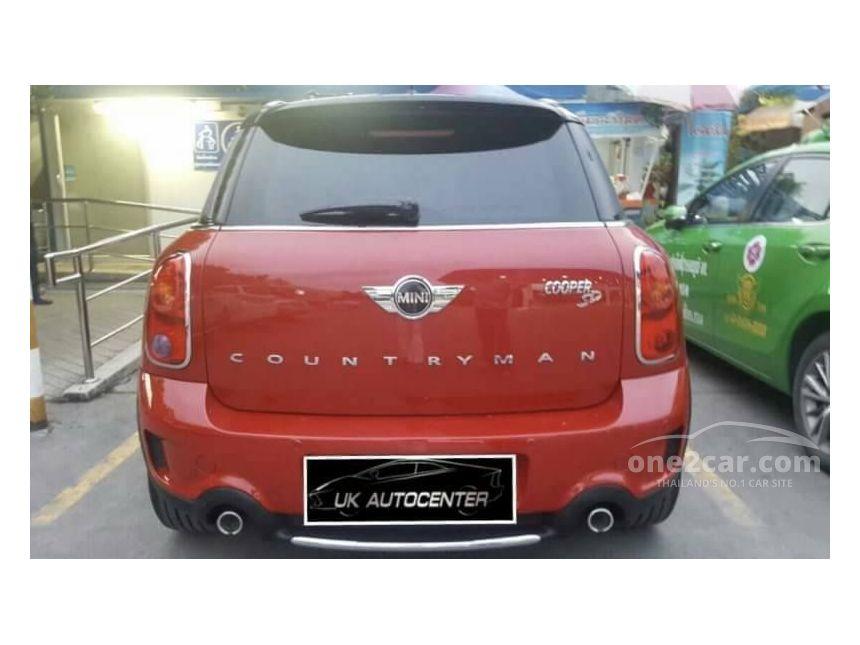 2014 Mini Cooper 2.0 R60 Countryman SD ALL4 Countryman Hatchback AT