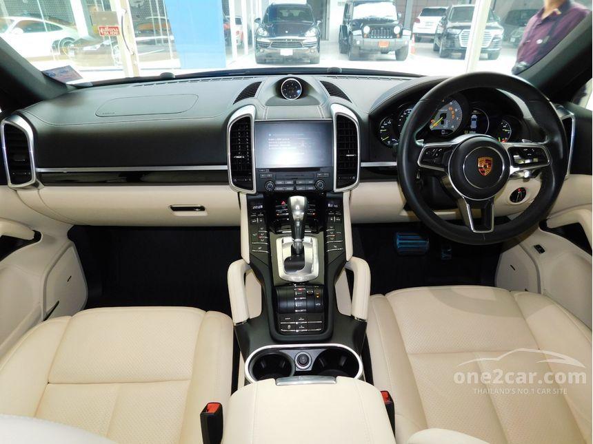 2016 Porsche Cayenne 3.0 (ปี 10-16) S E-Hybrid SUV AT