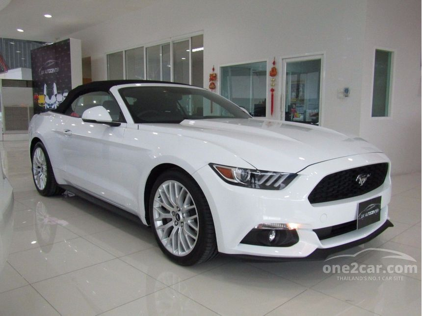 2017 Ford Mustang 2.3 (ปี 15-20) EcoBoost Coupe AT