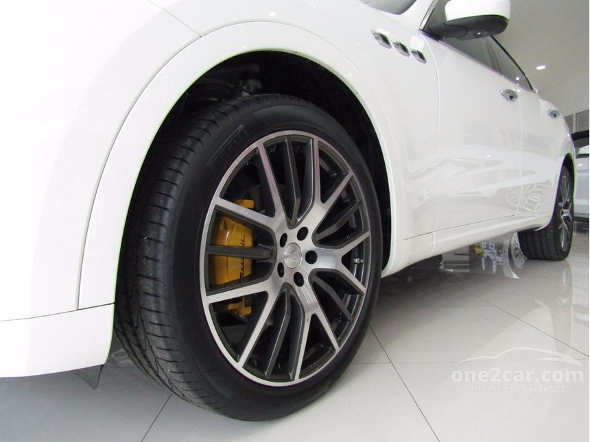 2017 Maserati Levante 3.0 (ปี 17-22) L SUV AT