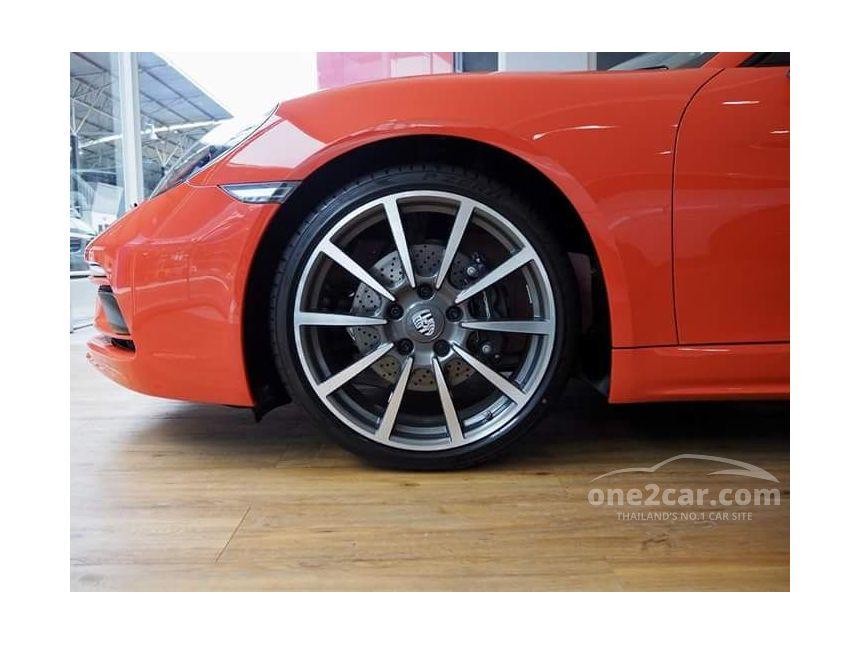 2018 Porsche 718 2.0 982 Boxster Convertible AT