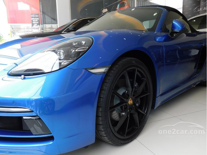 2018 Porsche 718 2.0 982 Boxster Convertible AT