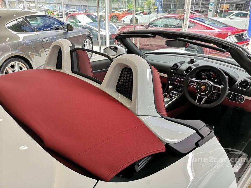 2019 Porsche 718 2.5  Boxster S Convertible AT