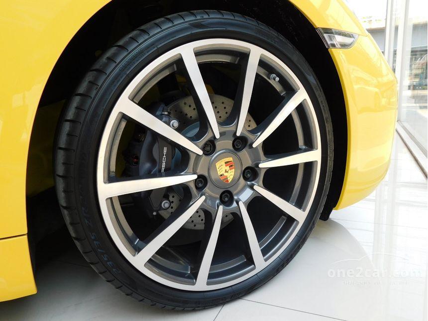 2019 Porsche 718 2.0 982 Cayman Coupe AT