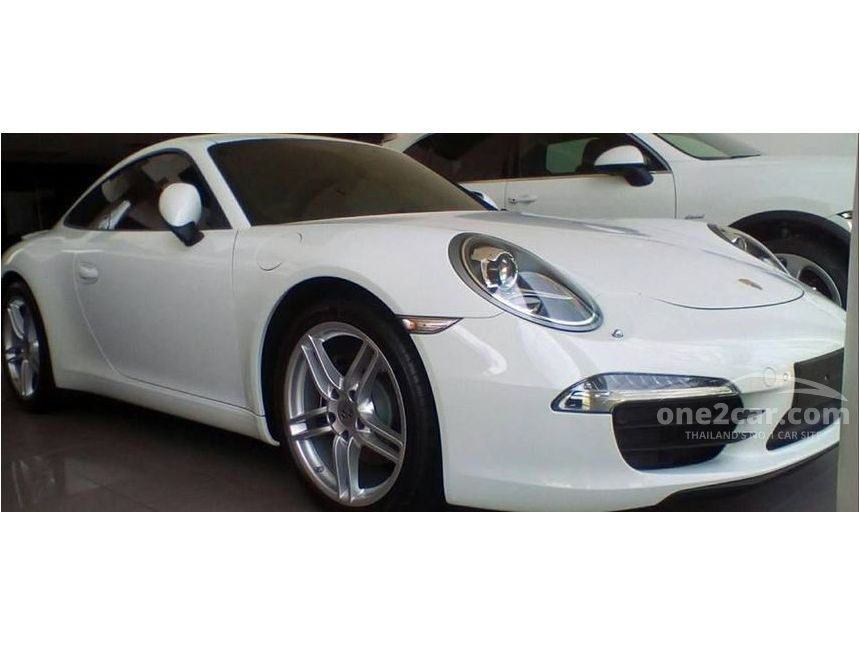 2016 Porsche 911 Carrera 3.0 991 PDK Coupe AT