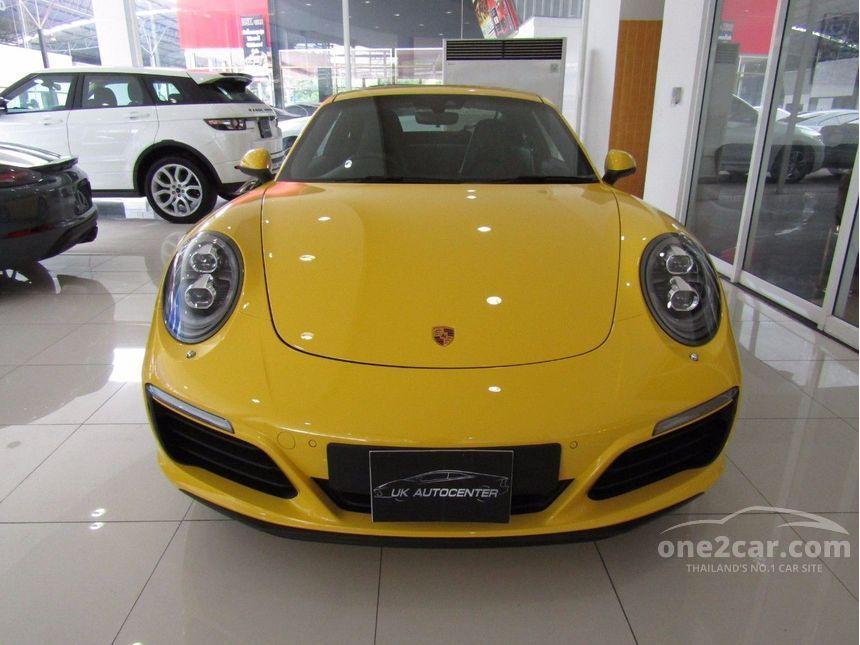 2017 Porsche 911 Carrera S 3.0 991 Coupe AT