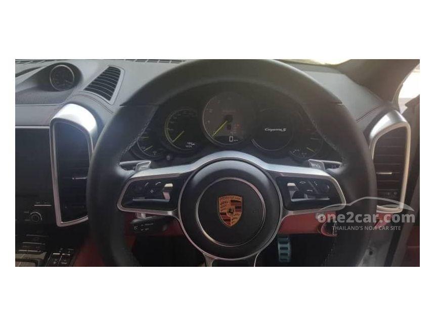 2017 Porsche Cayenne 3.0 (ปี 10-16) S E-Hybrid SUV AT