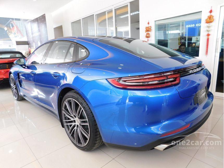 2019 Porsche Panamera 2.9 (ปี 16-20) 4S Sedan AT