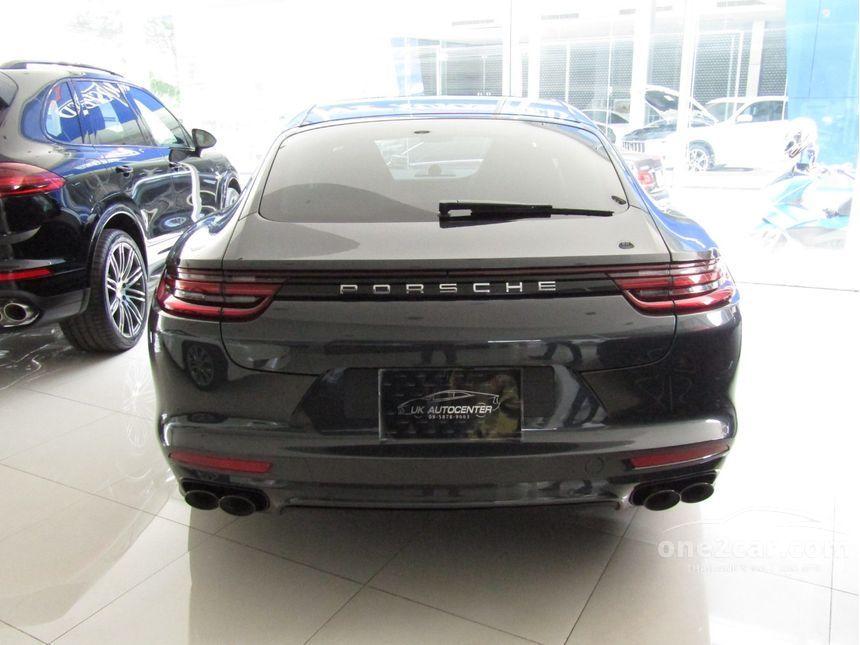 2018 Porsche Panamera 2.9 (ปี 16-20) 4S Sedan AT