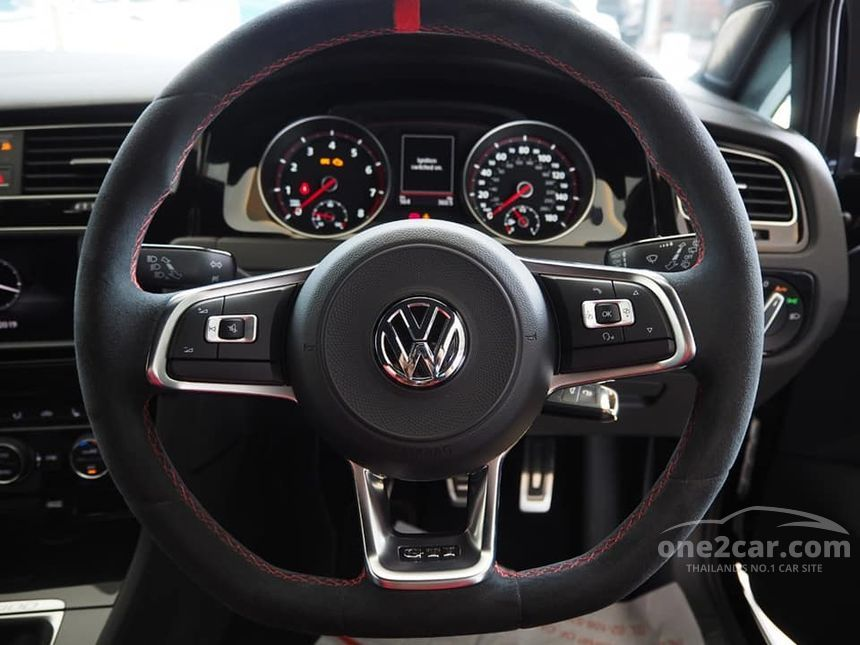 2017 Volkswagen Golf 2.0 (ปี 13-16) GTi Hatchback MT