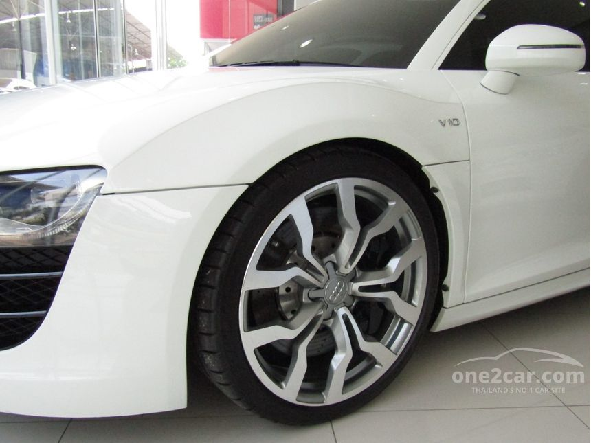2011 Audi R8 4.2 (ปี 06-15) FSI Coupe AT