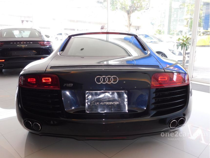2012 Audi R8 4.2 (ปี 06-15) FSI Coupe AT
