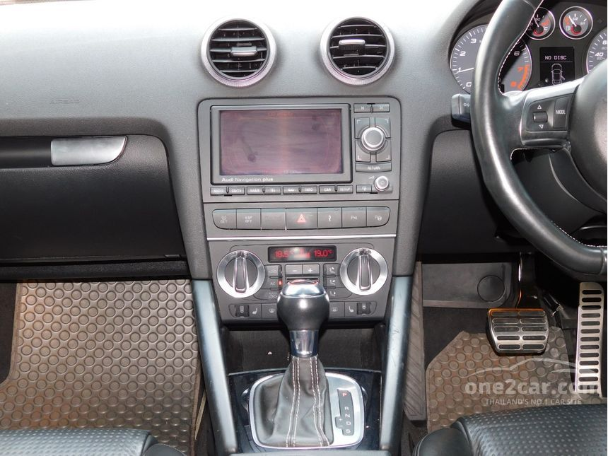 2009 Audi S3 2.0 (ปี 06-12) Hatchback AT