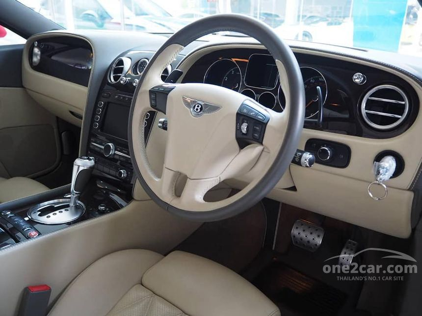 2011 Bentley Continental 6.0 (ปี 03-15) GT Coupe AT