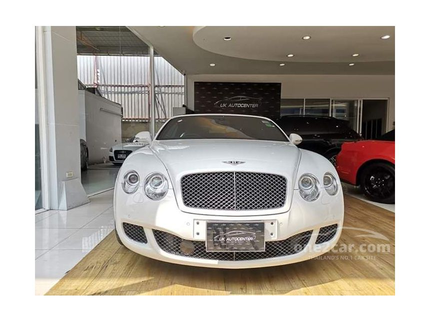 2013 Bentley Continental 6.0 (ปี 03-15) GT Speed Convertible AT