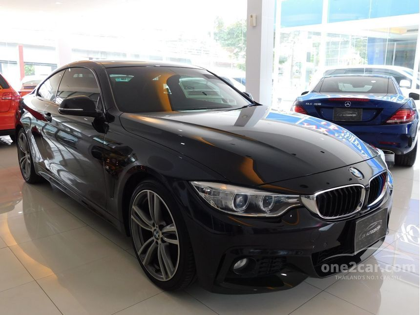 2014 BMW 420d 2.0 F32 (ปี 13-17) Sport Coupe AT