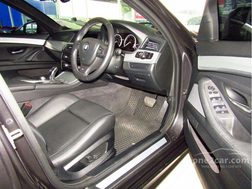 2013 BMW ActiveHybrid 5 3.0 F10 (ปี 10-16) Sedan AT