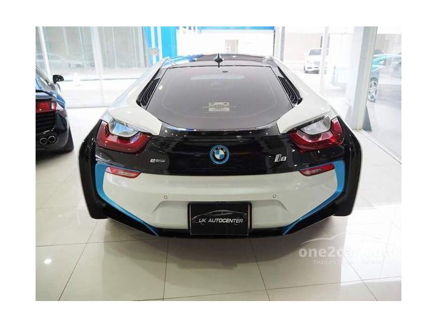 2015 BMW I8 1.5 I12 (ปี 14-17) Hybrid Coupe AT