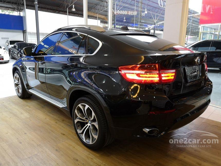 2013 BMW X6 3.0 E71 (ปี 08-14) xDrive30d SUV AT