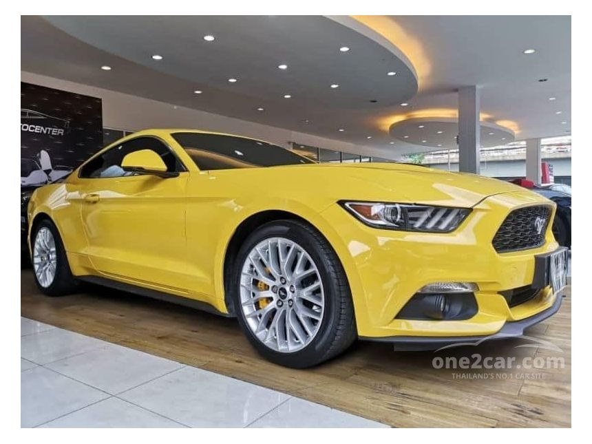 2016 Ford Mustang 2.3 (ปี 15-20) EcoBoost Coupe AT