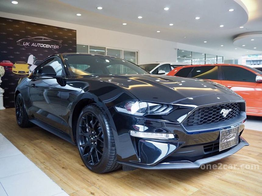 2019 Ford Mustang 2.3 (ปี 15-20) EcoBoost Coupe AT