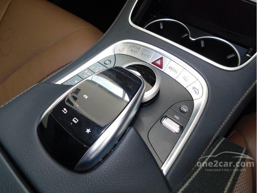 2017 Mercedes-Benz S300 2.2 W222 (ปี 13-16) BlueTEC HYBRID Sedan AT