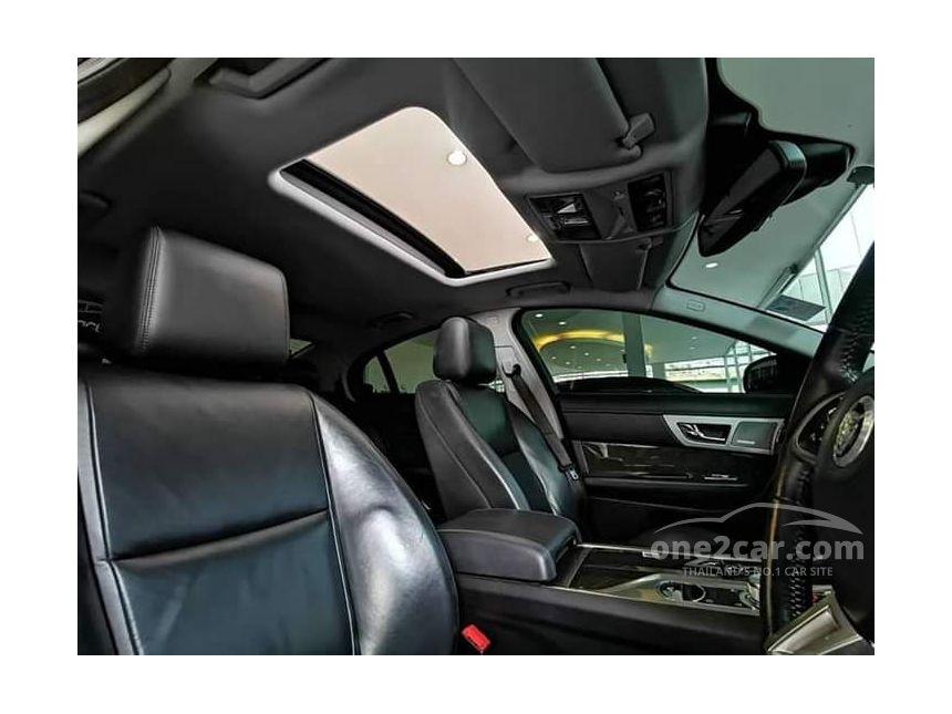 2012 Jaguar XF 2.2 (ปี 08-15) Sedan AT