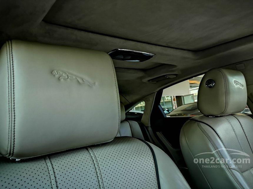 2011 Jaguar XJ 3.0 (ปี 10-16) Portfolio Sedan AT