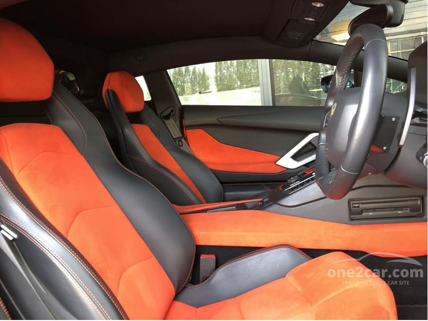 2012 Lamborghini Aventador 6.5 (ปี 12-15) LP700-4 Coupe AT