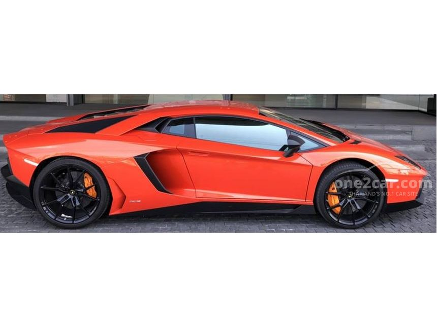 2012 Lamborghini Aventador 6.5 (ปี 12-15) LP700-4 Coupe AT
