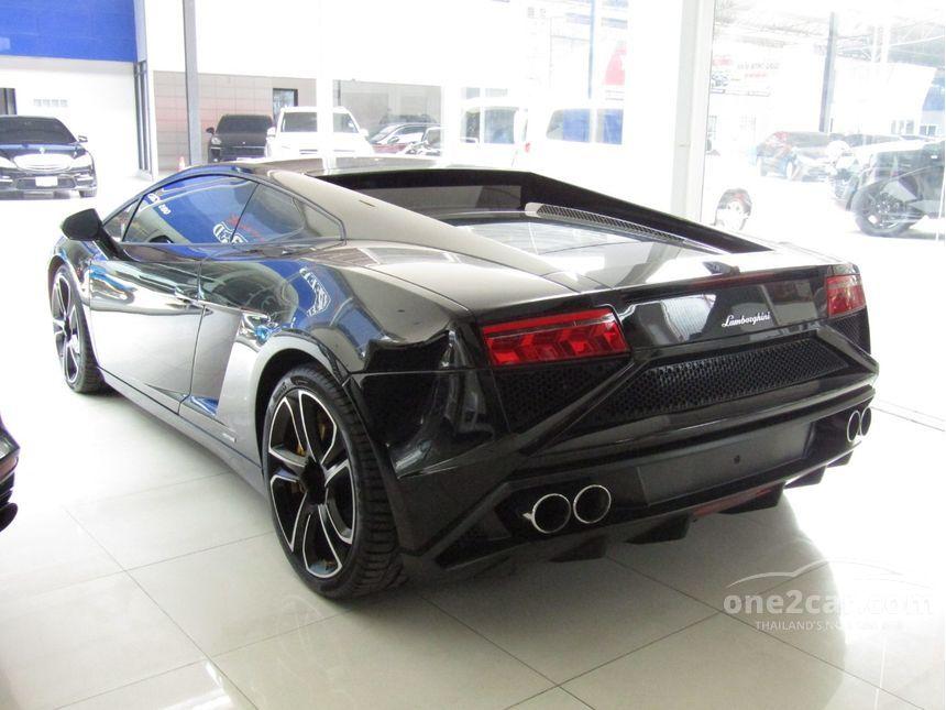 2013 Lamborghini Gallardo 5.2 (ปี 04-15) LP560-4 Coupe AT