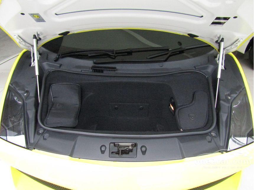 2012 Lamborghini GALLARDO 5.2 (ปี 04-15) LP560-4 Coupe AT