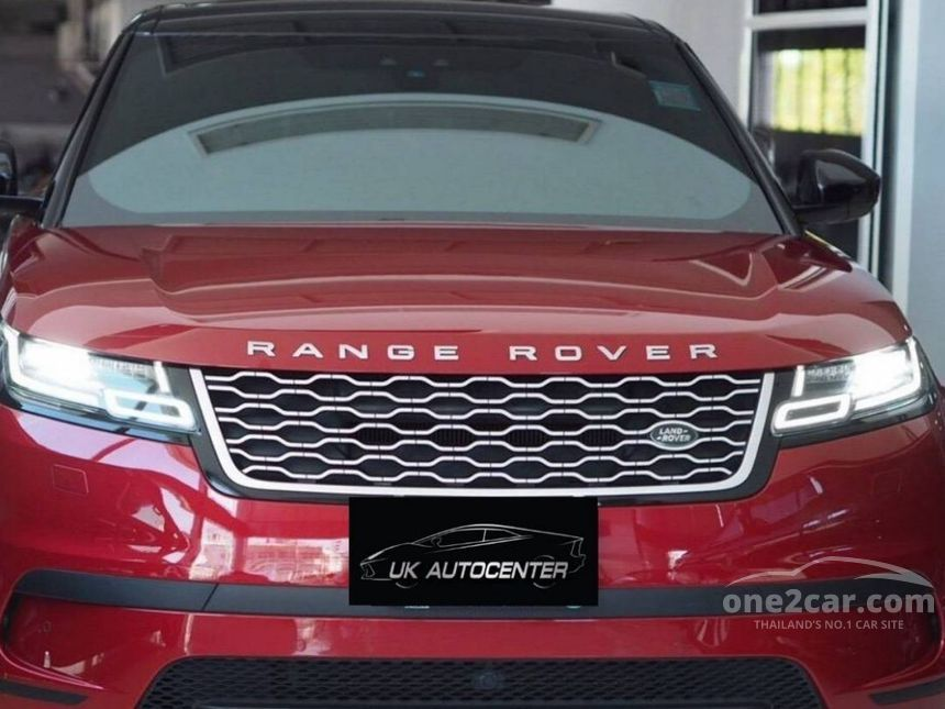 2017 Land Rover Range Rover 2.0 (ปี 17-22) Velar S SUV AT