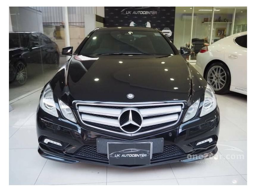2012 Mercedes-Benz E200 CGI BlueEFFICIENCY 1.8 W207 (ปี 10-16) Sport Coupe AT