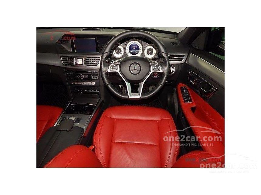 2015 Mercedes-Benz E200 2.0 W212 (ปี 10-16) Edition E Sedan AT