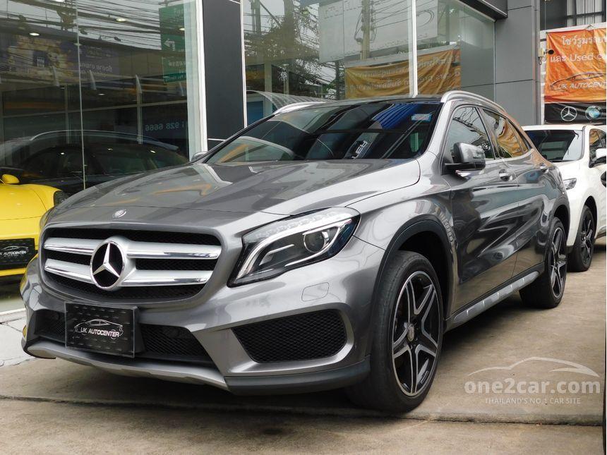2017 Mercedes-Benz GLA250 2.0 W156 (ปี 14-17) AMG Dynamic SUV AT