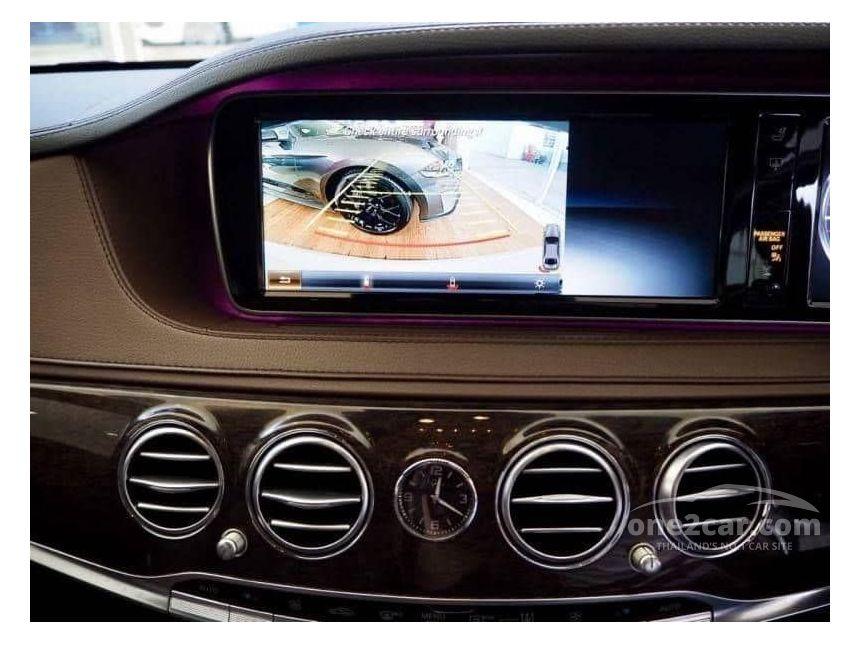 2017 Mercedes-Benz S500 3.0 W222 (ปี 13-16) e AMG Premium Sedan AT