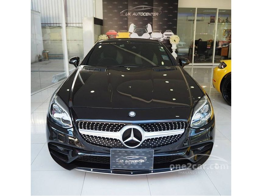 2017 Mercedes-Benz SLC300 2.0 R172 (ปี 16-20) AMG Dynamic Convertible AT