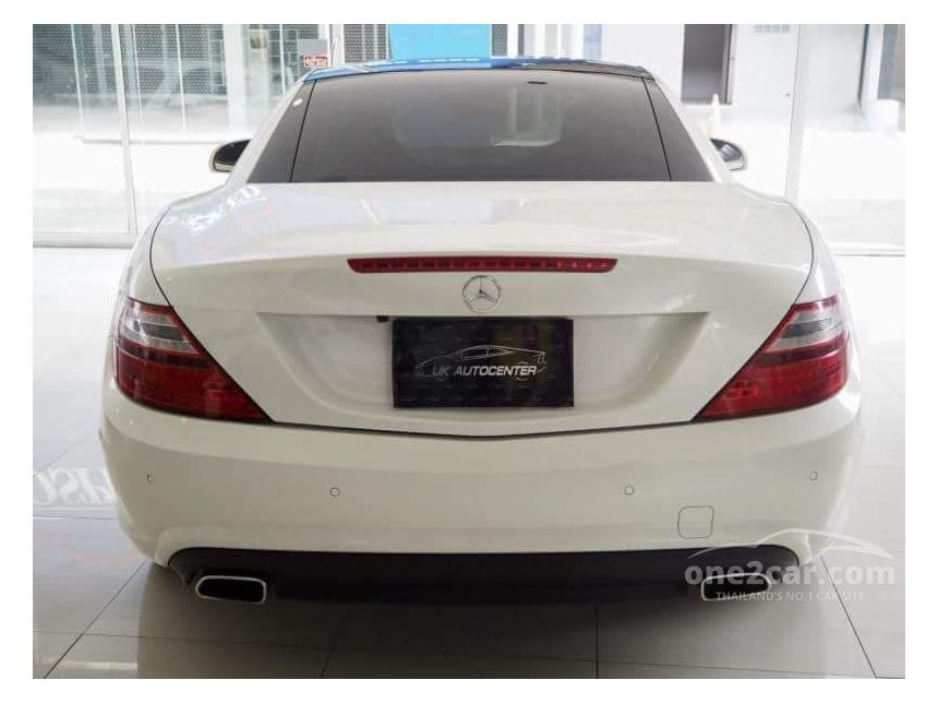 2013 Mercedes-Benz SLK200 BlueEFFICIENCY AMG 1.8 R172 (ปี 11-16) Dynamic Convertible AT