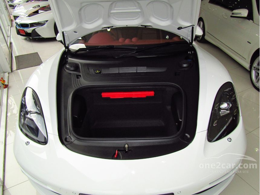 2018 Porsche 718 2.0 982 Cayman Coupe AT